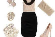 """Style Me In Black & White! / Dress true to your personality! / by Angela """"The Inverted Triangle"""" Simmons"""