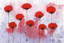 poppies / by Sophie Lenaerts