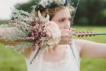 Hunger Games Wedding / by When Geeks Wed