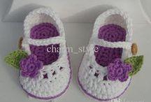Crochet, Crochet, Crochet / by Jessika Hattaway
