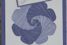 Iris folding / by Cindy Voeltz Seidelman
