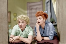 """""""I Love Lucy too"""" / by Donna Miller"""