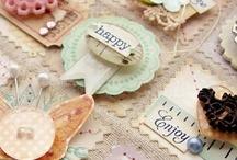 Crafty - Card Ideas / by Sarah Barr