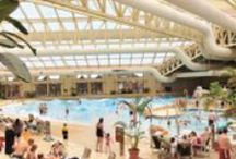 Wilderness Indoor Waterparks / Wilderness Territory in Wisconsin Dells has four indoor waterparks totalling over 250,000 sq. ft. of water fun that can be enjoyed all year long! / by Wilderness Wisconsin Dells