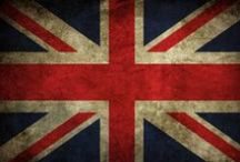 The British Are Coming! / Life long love with all things British! / by Judith Munro