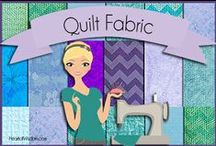 Quilting: Fabric / Maybe if I create a digital stash of quilt fabric I won't need so much of a physical stash in my sewing room --- Nope, thats not going to work! / by Robin Sampson
