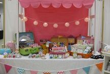 Craft show Display ideas / by Vicky Ables