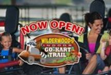 What's New at Wilderness Resort / Exciting News for 2014! We love being your favorite waterpark destination. That is why we just keep improving and adding more fun for your family to enjoy. / by Wilderness Wisconsin Dells
