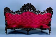 Victorian Furniture  / by Bryan J. Beatty