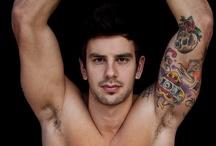 Tattooed Guys / by Bryan J. Beatty