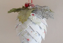 CHRISTMAS - CRAFTING PROJECTS / by Diane