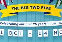 IKEA UK's Big Two Five / by IKEA UK