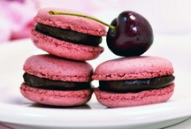 Macaron / Love at first taste at Laudree's Paris, France / by Terri