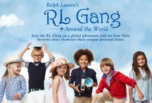 RL Gang / Join the RL Gang and see how their favorite cities showcase their unique personal styles. / by Belk
