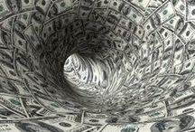 Money / by Alicia Calhoun-Mackes