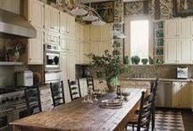 Dream Kitchens / Kitchen / by Tammy Maltby /www.tammymaltby.com