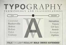 Fonts / Type, fonts, font faces, typography / by Jeffrey Smith
