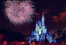 ~ Cinderella's Castle - Magic Kingdom ~ / by Michele McKenzie Bobbitt