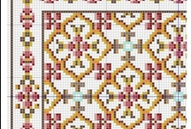Needlepoint / Patterns and Ideas / by Wanda Waterfield