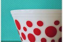 Vintage dishware / by Creative Carmella