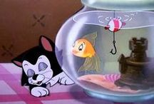 ~ Disney Cartoons ~ / by Michele McKenzie Bobbitt