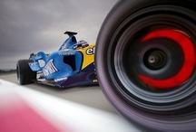 Formula 1 / by Ilja Linnemeijer