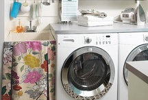 laundry and basement / by michelle rosecrans