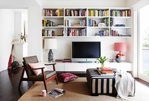 family room / by michelle rosecrans