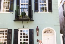 House Exterior / by Priscilla Crane