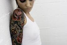 tattoos...i know / by Amanda Schroeder