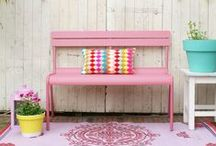Outdoor spaces / by Polka Dot Daze