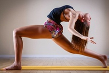 Yoga / by April Armistead
