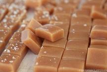 candy, fudge, & bark / by Amanda W