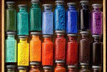 Color Wheel / by Wendy McMonigle WM Design House