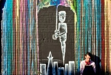 Street Art / by Jennifer_ Olivar