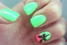 Nails xP / My favorite nail designs on Pinterest. / by Maryel Stypayhorlikson