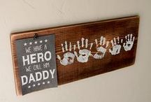 Daddy's day! / by Amanda W