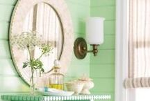 Small Bathrooms / by Polka Dot Daze