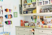 Our Little Home - Craft Room & Office / by Cathy Bean