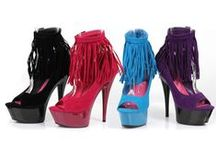Sexy Heels / Complete your wicked sexy look! / by Wicked Temptations