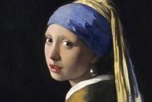 Johannes Vermeer / by Alejandro Fischer