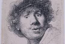 Rembrandt van Rijn / by Alejandro Fischer
