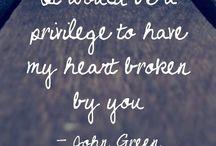 Quotes / by Julia McDonald