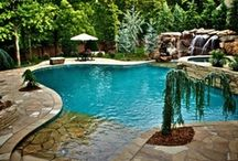 Dive In! / Pool remodeling ideas. / by Patricia Turner