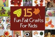 Fall Goodies and Craft / by Allison Keough