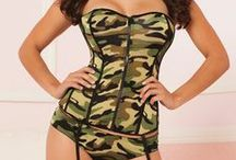 Wicked Sexy Camo / Hiding in plain sight! / by Wicked Temptations