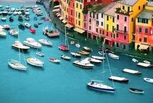 Europe Vacation Ideas / by Erin Freedman