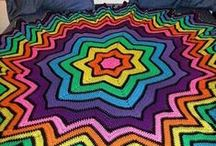 Crocheting / by Deb Nelson