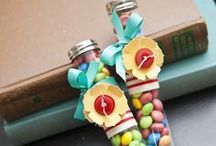 Tins and Tubes / Visit us at http://www.acherryontop.com/ / by A Cherry On Top Crafts