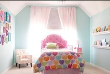 big girl's room / by Fiona Tchan